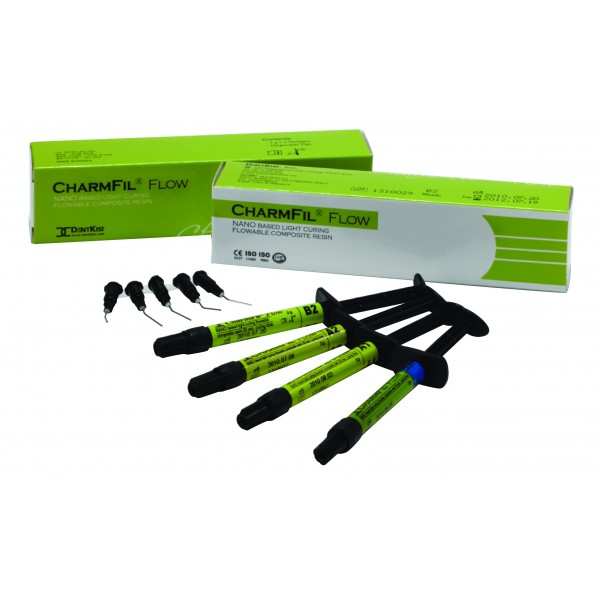 CHARMFIL® FLOW Nano Composite Resin [2 X 2GR]