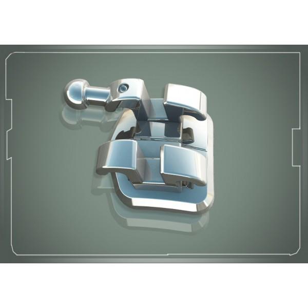 Fém Fogszabályozó 20db Roth,MBT,Edgwise