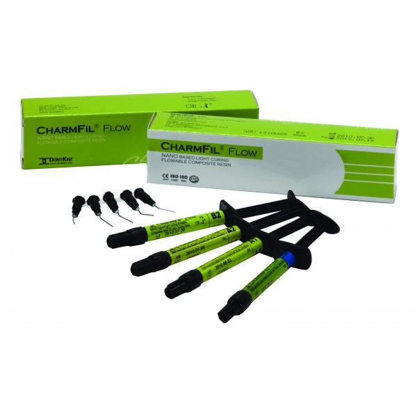 CharmFil®Flow Nano kompozit folyékony tömőanyag