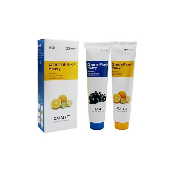 CharmFlex® Heavy in Tube Impression Materials [50 ml]
