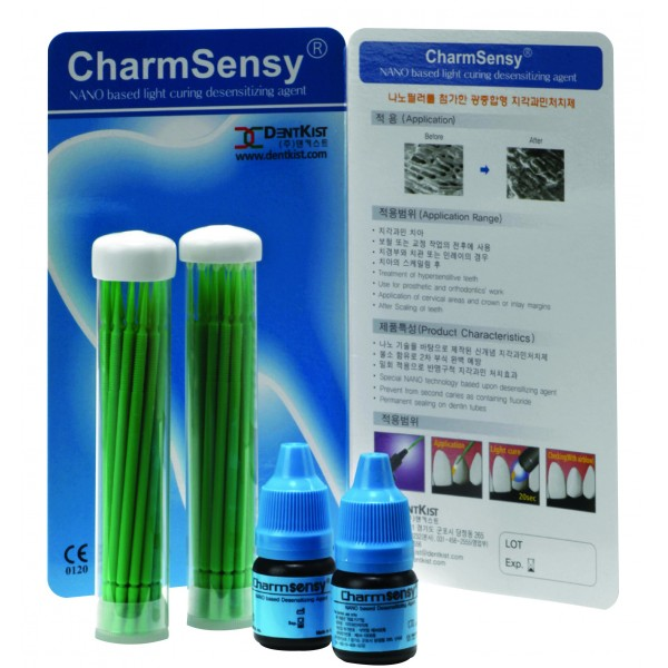 NANO based light curing desenitizing agent
