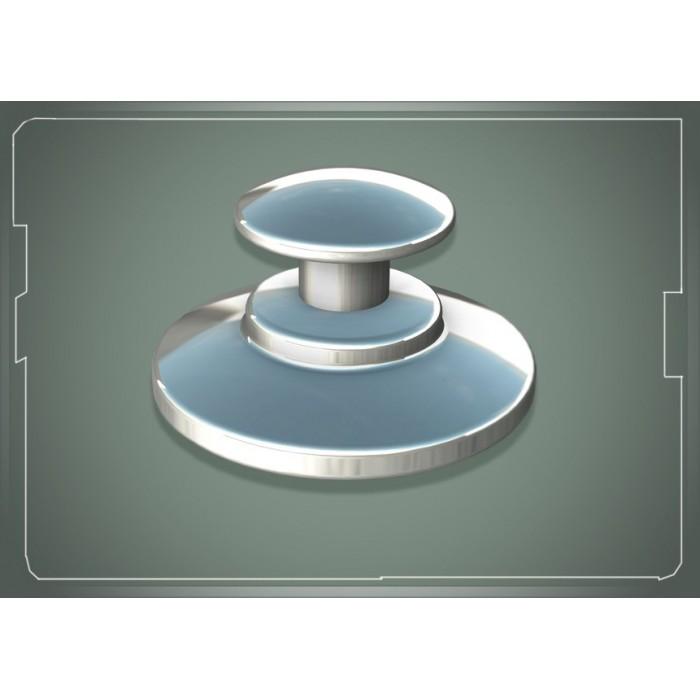 Lingual Buttons Bondable 10pcs